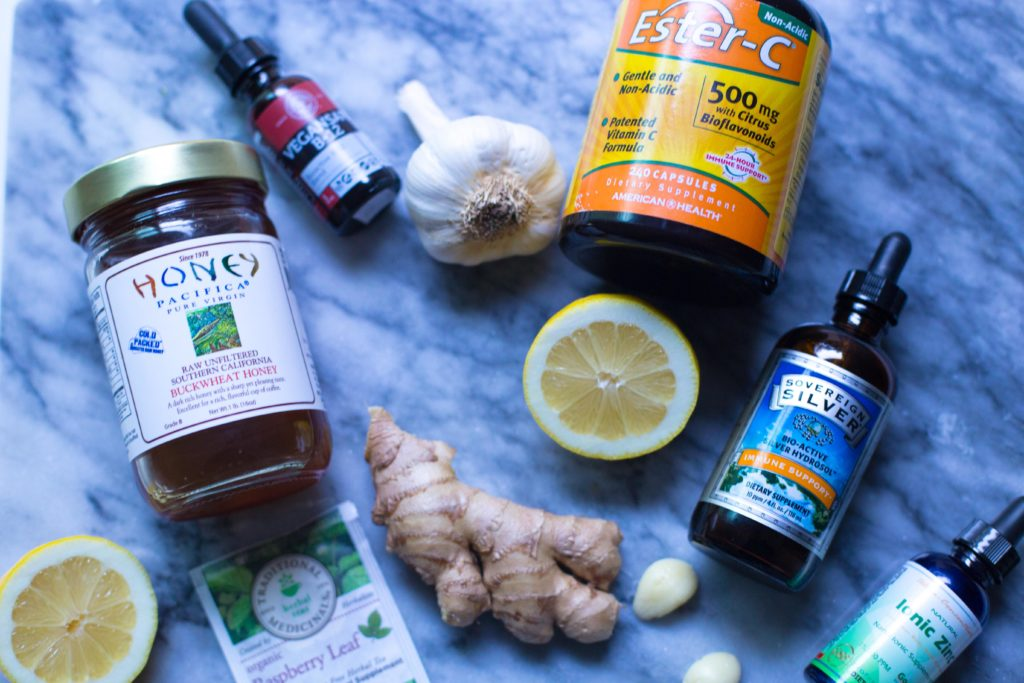 How To Get Over The Flu Quickly And Naturally